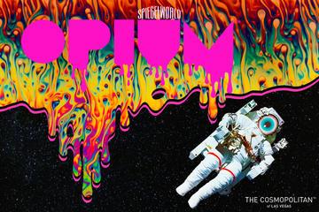 Opium på The Cosmopolitan of Las Vegas