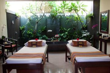 Bali Airport Departure Transfer Package Including 2-Hour Spa Treatment