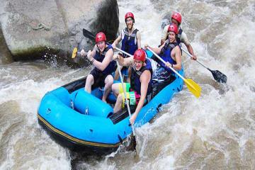 Bali Day Trip White Water Rafting and ...