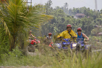 Northern Bali Highlands by ATV with ...