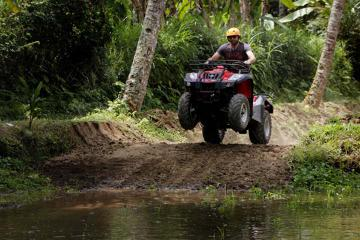 Ubud ATV Ride and Ritual Bathing at...
