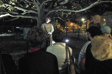 Asheville Ghost Walking Tour