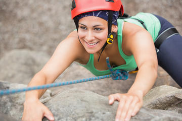 Aventura de escalada de 3 días: Clase de escalada de principiantes...
