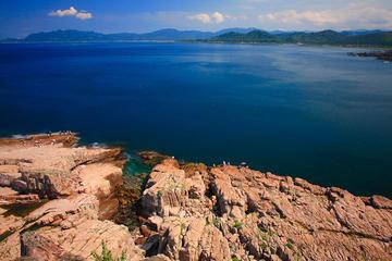 Excursión de un día de escalada en roca en la costa noreste de Taiwán...