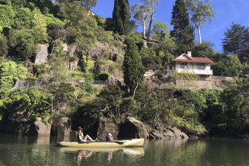 Guided Canoe Tour on Launceston's Tamar River