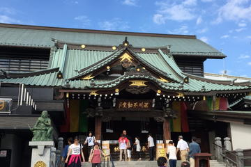 Old Tokyo Tour: Buddhist Fire...