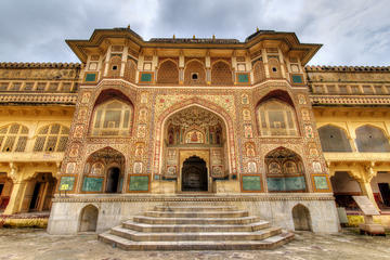 Private Tour: Amber Fort from Jaipur
