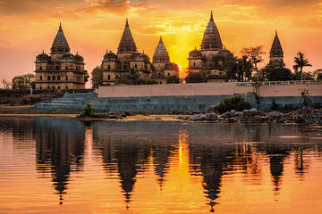 Private Tour to Orchha From Khajuraho