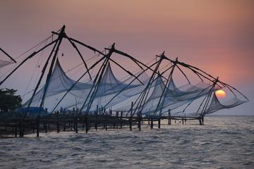 Sunrise Backwater boat Cruise at Cochin and Breakfast with Local Family