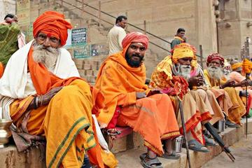 Sunrise Private Varanasi Walking Tour...