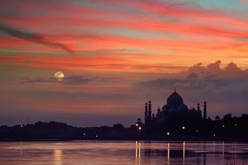 Tour privado: Tour por la ciudad de Agra del Taj Mahal y el Fuerte de...