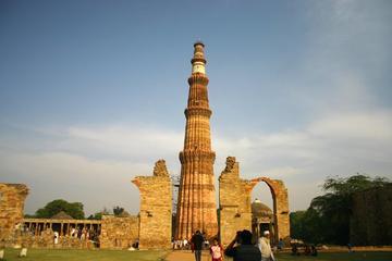 Visita privada personalizada de día completo de Nueva Delhi