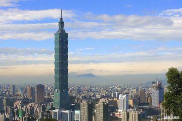 台北東部地区のウォーキング&MRT1日ツアー