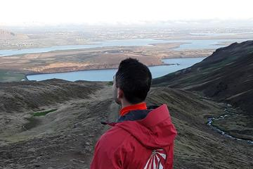GUIDED MT ESJA WALK FROM REYKJAVIK...