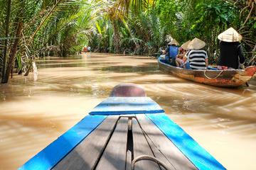 ホーチミン市発のメコン川上流日帰り旅行