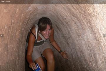 Morning Cu Chi Tunnels Tour from Ho ...