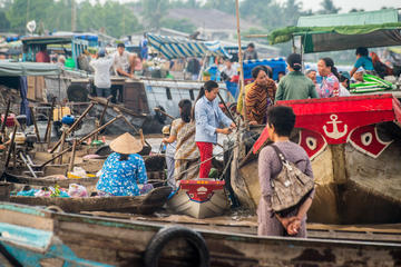 Overnight Mekong Delta Tour from Ho...