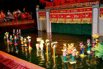 Water Puppet Show Ticket in Ho Chi...