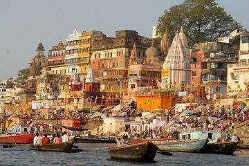 Tour de un día de conocimiento de Varanasi