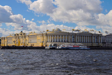 Evening Canal Cruise in St Petersburg
