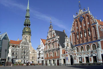Private Shore Excursion: Best of Riga with Art Nouveau Museum