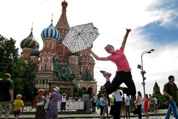 Private Shore Excursion: Visa-Free 1 Day Moscow All Highlights Tour...