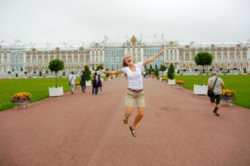 Private Tour: Tsarskoye Selo and...