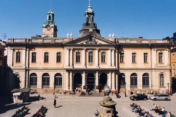 Shore Excursion: Best of Stockholm Group Tour from Nynashamn