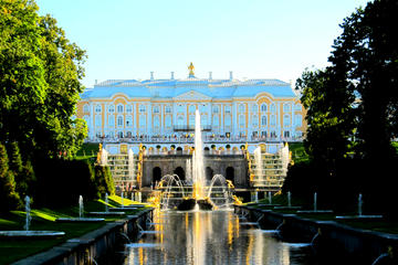Small-Group Tour of Peterhof: Grand ...