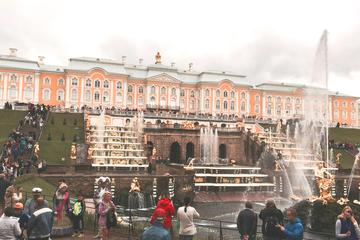 St Petersburg Private Shore Excursion: Visa-Free 2 Day All Highlights...