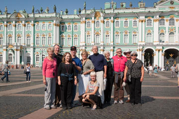 St.Petersburg Private Shore Excursion: Wednesday's Best 1-Day...
