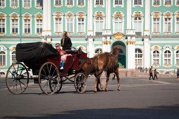 St.Petersburg Skip-The-Line Private Tour: 4-hour Hermitage Museum...