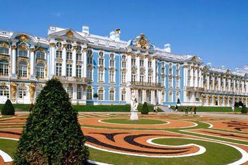 Escursione a terra a San Pietroburgo: Tour privato di 2 giorni senza