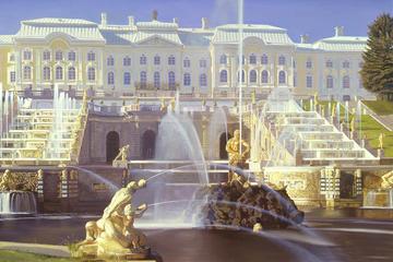 St Petersburg Shore Excursion: Visa-Free 1-day Tour