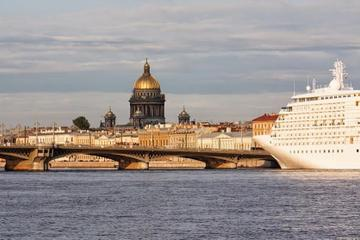 St Petersburg Shore Excursion: Visa-Free 2-day Tour