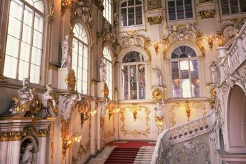 Visite privée de l'Hermitage de Saint-Pétersbourg: billet coupe-file