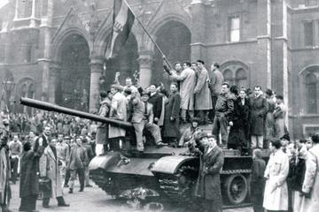 The 1956 Revolution Memorial Tour from Budapest