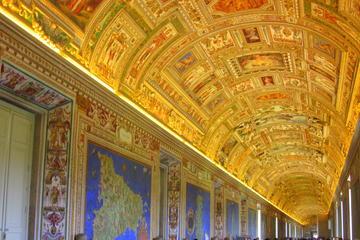 Visite privée des musées du Vatican...