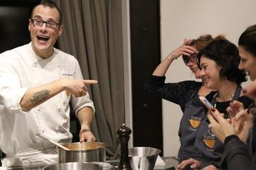 Healthy Organic Italian Cooking Class in Florence