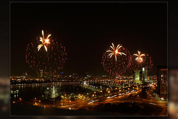 New Year's Eve Boat Tour in Dubai...