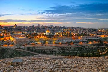 Altes und Neues Jerusalem: Täglich ab Herzliya