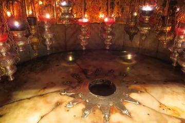 Bethlehem and Jericho tour from Kfar Saba