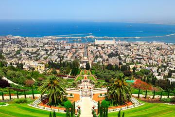 Caesarea, Haifa, Rosh Hanikra, and Acre Tour from Jerusalem, Tel Aviv, and More