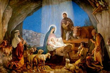 Christmas Eve Tour to Jerusalem and Midnight Mass in Bethlehem from Herzliya