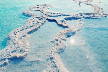 Dead Sea Relaxation Tour from Kfar Saba