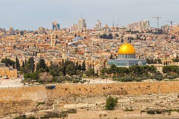 Jerusalem and Bethlehem small group tour from Haifa Port