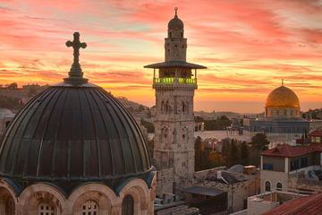 Jerusalem and Bethlehem Tour from Kfar Saba