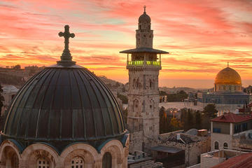 Jerusalem and Bethlehem Tour from Raanana
