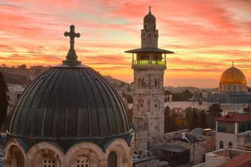 Jerusalem and Bethlehem Tour from Ramat Hasharon