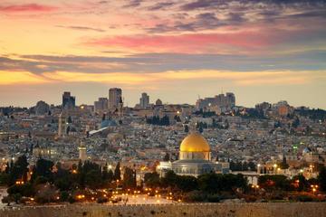 Jerusalem and Dead Sea Tour from Kfar Saba